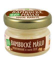 Bio bambucká másla - Bio Bambucké máslo 20 ml CZ - 290097