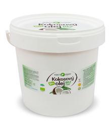 Bio kokosové oleje - Bio Kokosový olej bez vůně 10 l - 290050