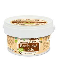Fair Trade Bio Bambucké máslo 2,5 l