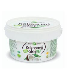 Bio kokosové oleje - Bio Kokosový olej bez vůně 2,5 l - 290051