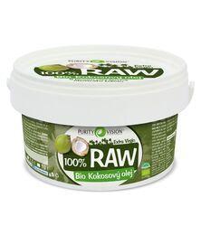 Bio kokosové oleje - Raw Bio Kokosový olej 2,5 l - 290059