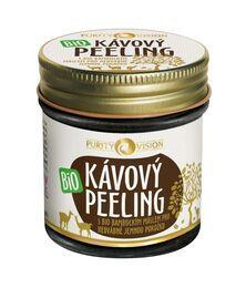 Péče o pleť - Bio Kávový peeling 110 g - 290150