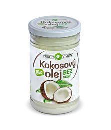 Bio Kokosový olej bez vůně 900 ml