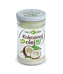 Bio kokosové oleje - Bio Kokosový olej bez vůně 900 ml - 290066