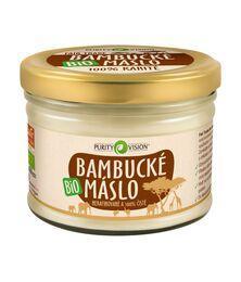 Fair Trade Bio Bambucké máslo 350 ml