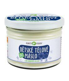 Péče o miminka - Bio Dětské tělové máslo 350 ml - 290162