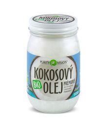 Fair Trade Bio Kokosový olej panenský 420 ml