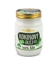 Raw Bio kokosový olej 370 ml