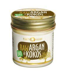Raw Bio Argan a Kokos 120 ml