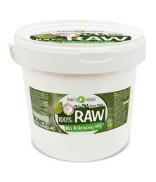 Bio kokosové oleje - Raw Bio Kokosový olej 10 l - 290058