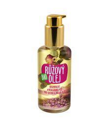 Péče o pleť - Bio Růžový olej 100 ml - 290180