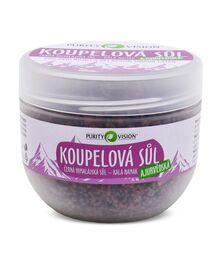 Péče o tělo - Ajurvédská koupelová sůl 500 g - 290042