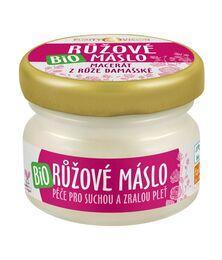 Bio Macerovaná másla - Bio Růžové máslo 20 ml - 290198