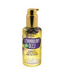 Péče o pleť - Bio Levandulový olej 100 ml - 290179