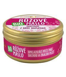 Péče o pleť - Bio Růžové máslo 70 ml - 290216