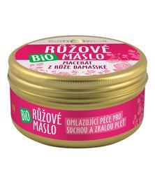 Bio bambucká másla - Bio Růžové máslo 70 ml - 290216