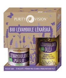 Bio pleťové oleje - Bio Pečující sada - 290209