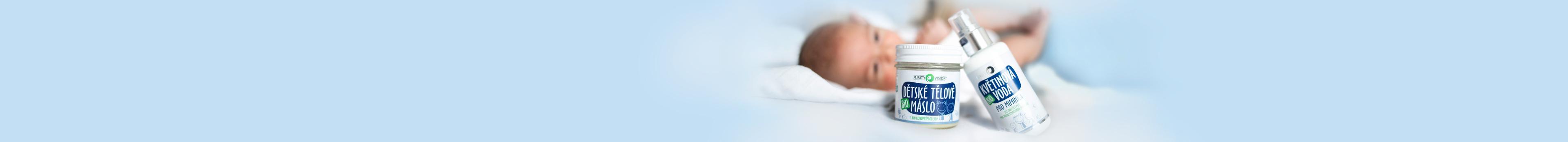 Obrázek kategorie Péče o miminka