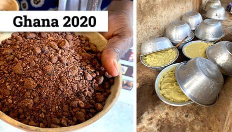Ghana – putování za másly a dalšími poklady