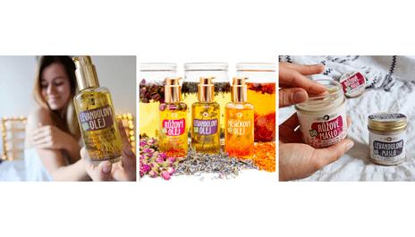 Nové Bio oleje a Bio másla PURITY VISION®