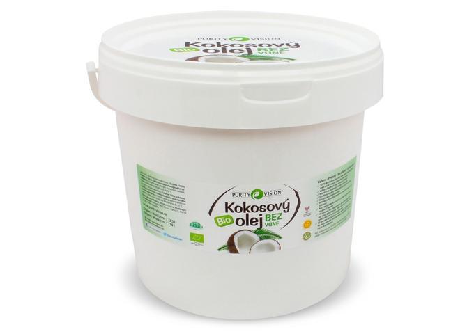 Bio Kokosový olej bez vůně - Bio Kokosový olej bez vůně 10 l - 290050