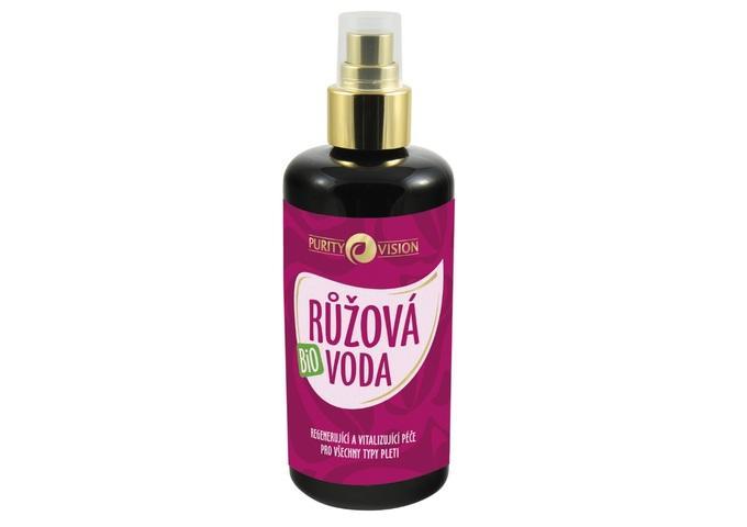 Péče o pleť - Bio Růžová voda 200 ml - 290146