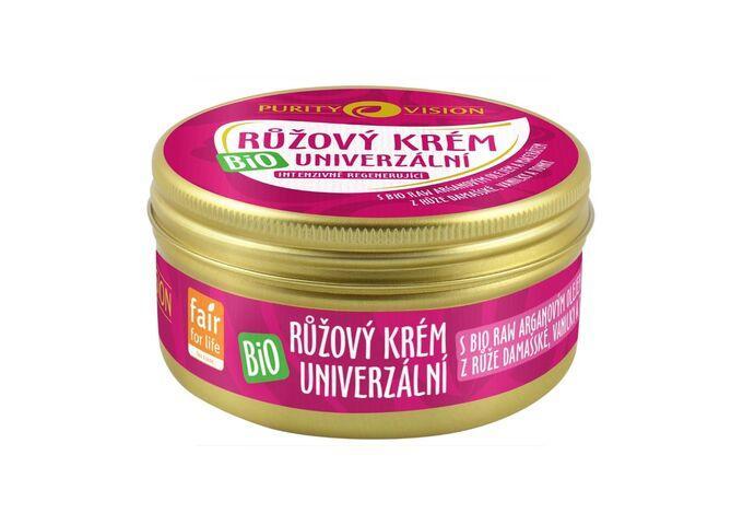 Péče o pleť - Bio Růžový krém univerzální 70 ml - 290152
