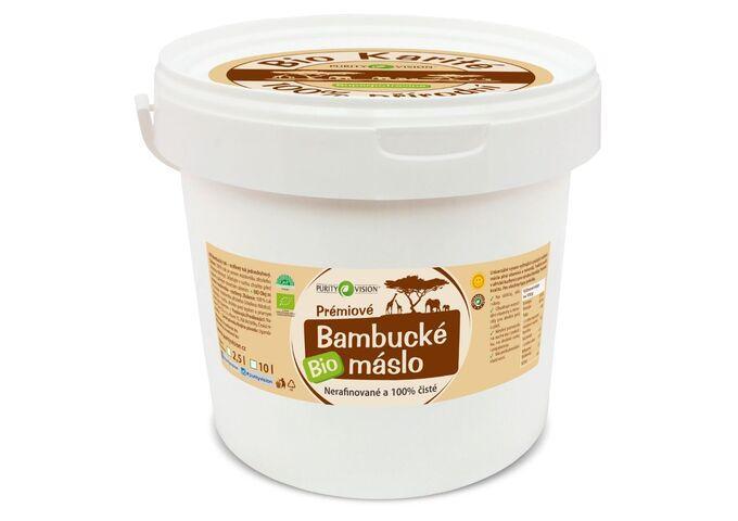 Másla - Bio Bambucké máslo 10 l - 290131