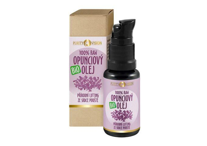 Bio pleťové oleje - Raw Bio Opunciový olej 15 ml - 290116
