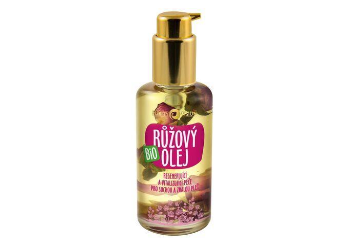 Bio Macerované oleje - Bio Růžový olej 100 ml - 290180