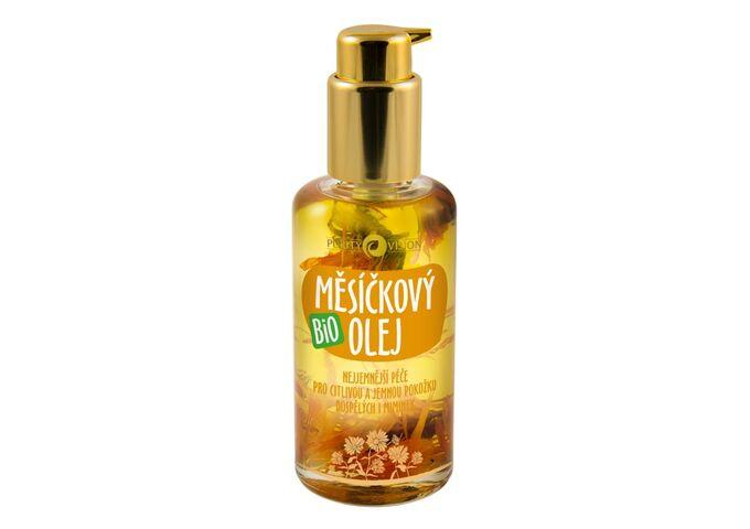 Péče o pleť - Bio Měsíčkový olej 100 ml - 290178
