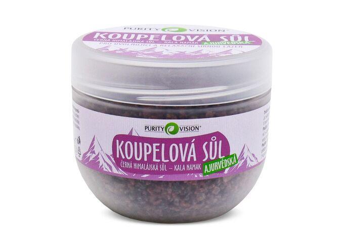 Ajurvédská koupelová sůl 500 g