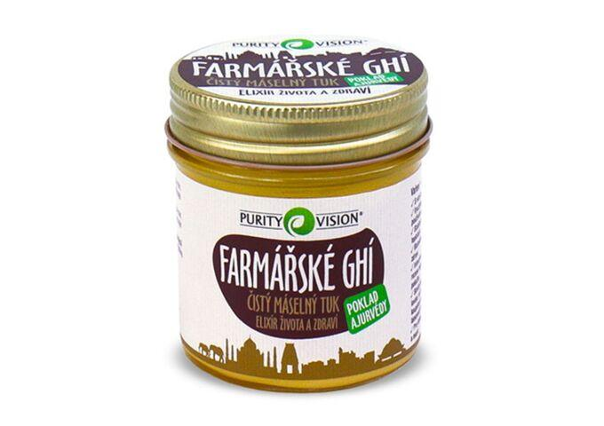 Bio potraviny - Farmářské Ghí 120 ml - 290115