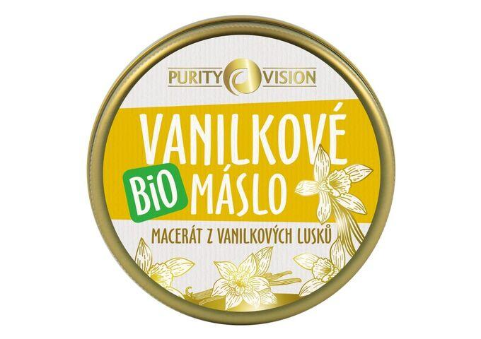 Péče o pleť - Bio Vanilkové máslo 20 ml - 290197
