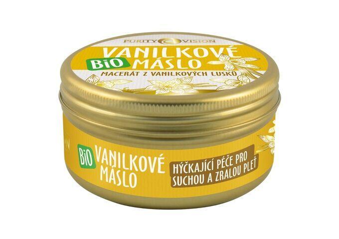 Péče o pleť - Bio Vanilkové máslo 70 ml - 290217