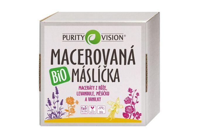 Bio maceráty - Bio Macerovaná máslíčka 4×30 ml - 290233
