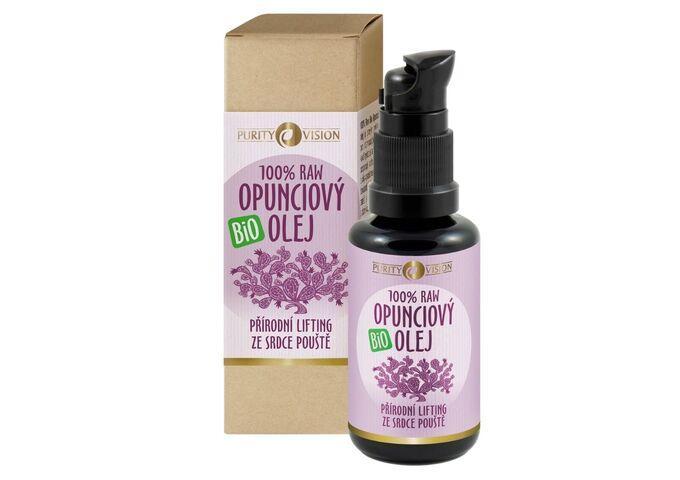 Bio pleťové oleje - Raw Bio Opunciový olej 30 ml - 290191