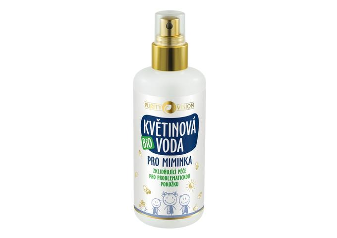 NOVINKY - Bio Květinová voda pro miminka 200 ml - 290134