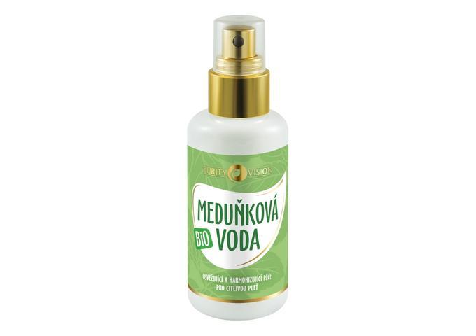NOVINKY - Bio Meduňková voda 100 ml - 290241