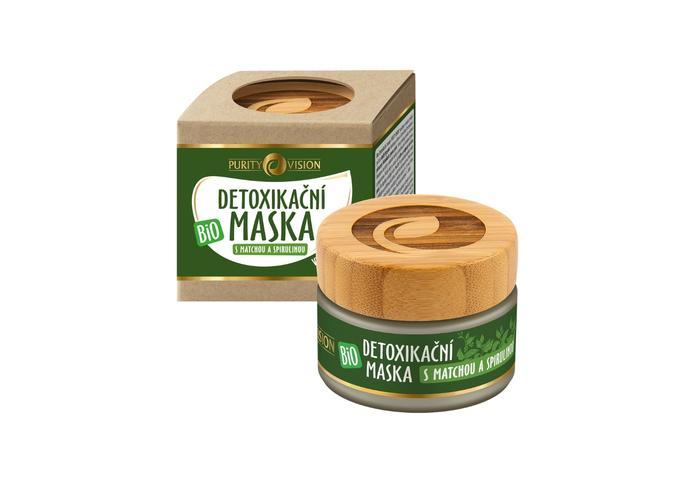 Pro dokonalou pleť - Bio Detoxikační maska 40 ml - 290249