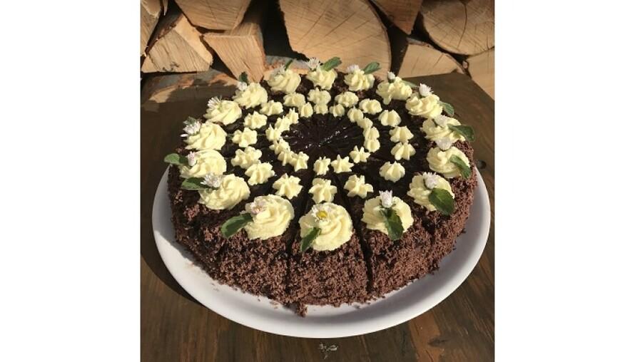 Recept na čokoládový dortík PURITY VISION
