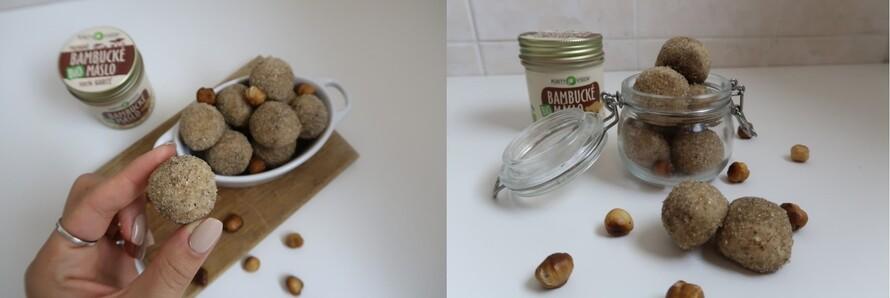Máslové kuličky z Bambuckého másla PURITY VISION