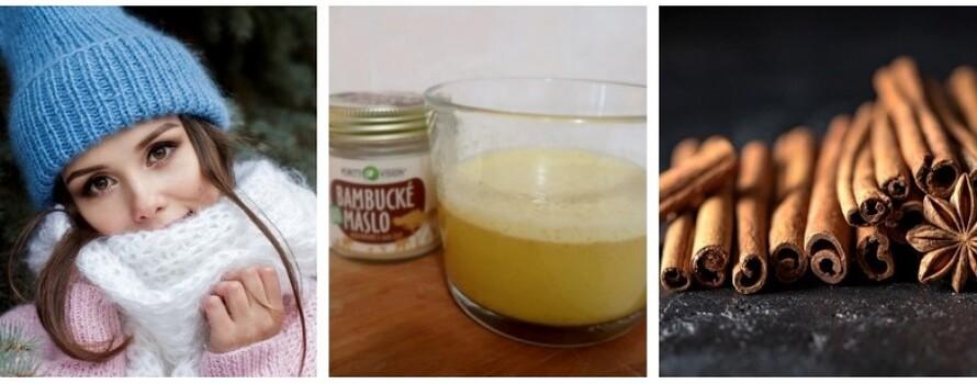 Recept na Golden Milk PURITY VISION