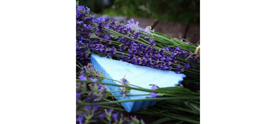 Návod na výrobu levandulového mýdla PURITY VISION