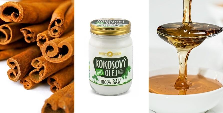 Recept na medové bonbóny proti nachlazení PURITY VISION